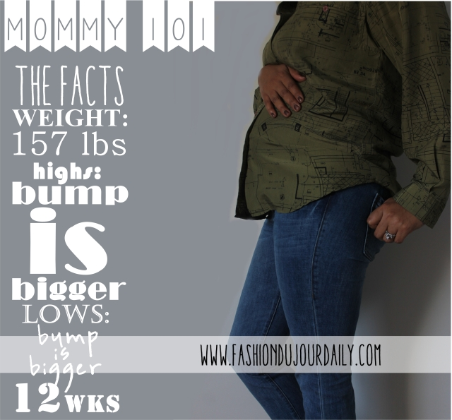 three-months-pregnant