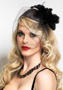 FASHIONDUJOUR | How to make a fascinator