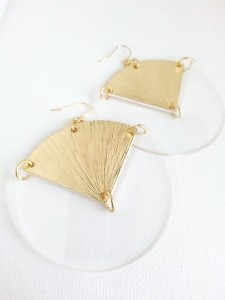 fashiondujour |cute earrings