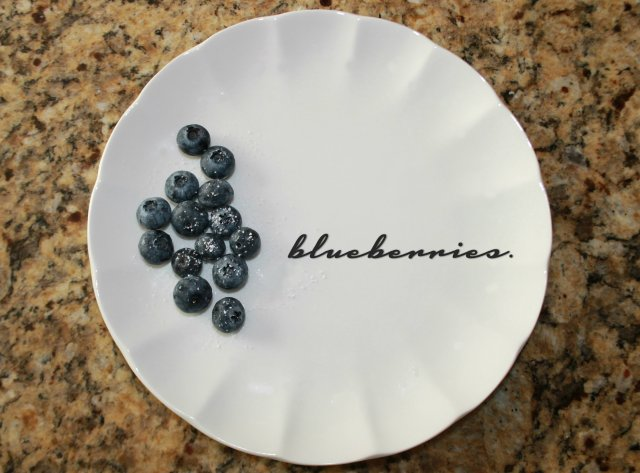 FASHION DU JOUR | BLUEBERRIES