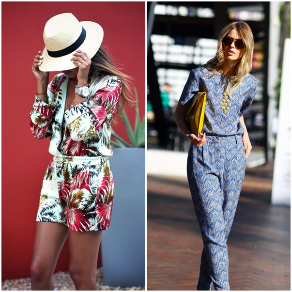 FASHION DU JOUR | How to wear a jumpsuit