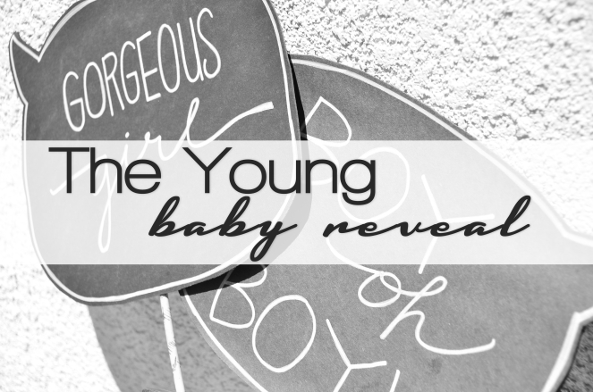baby reveal