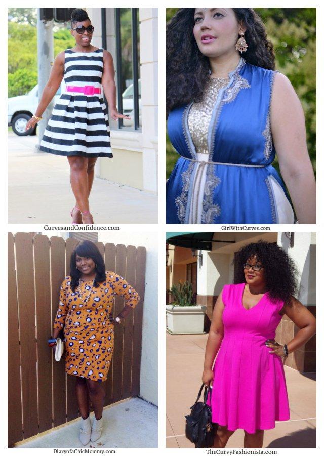 curvy bloggers