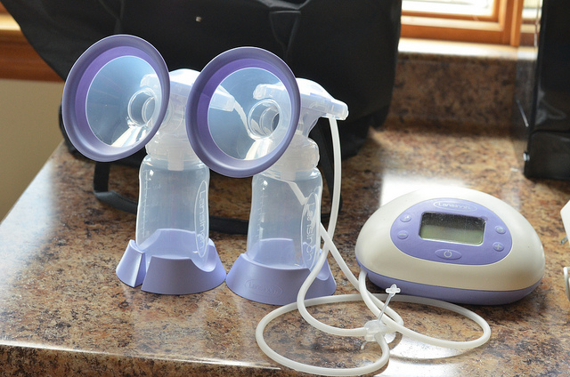 lansinoh signature pro double electric breast pump