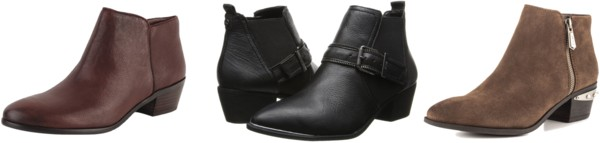 FIVE FALL MUST HAVE BOOTS
