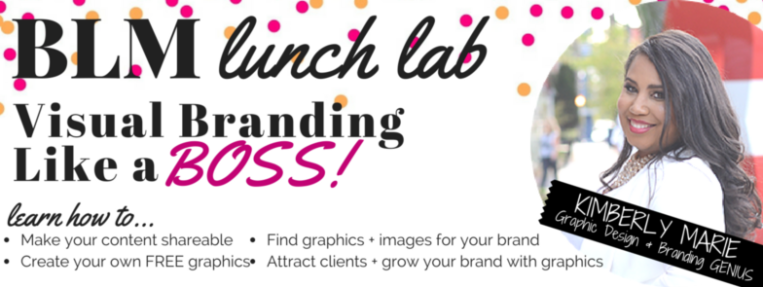 lunch lab visual branding