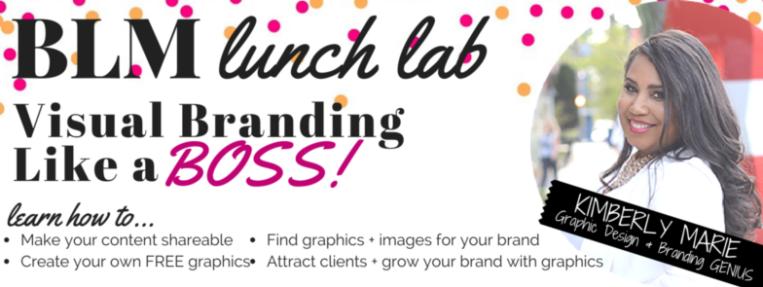 lunch lab visual branding